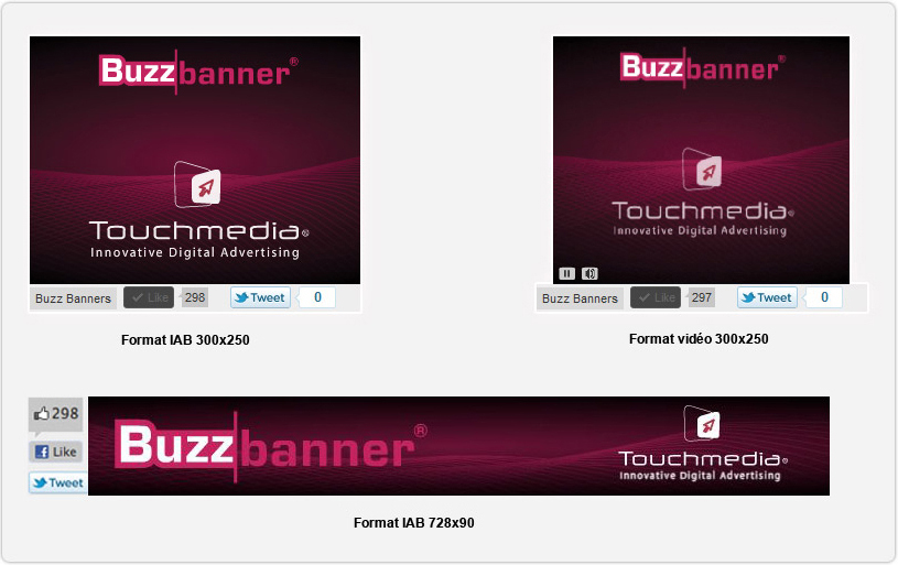 Buzz Banners