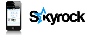 Application Mobile Skyrock